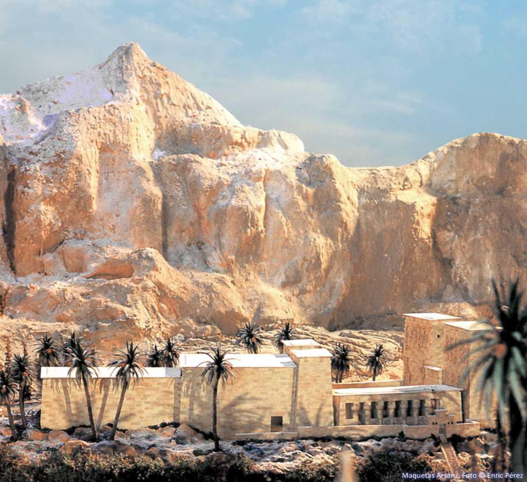 maqueta de monumentos de egipto apexwallpapers